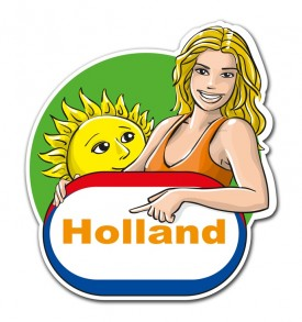 "Logo ""Holland"""