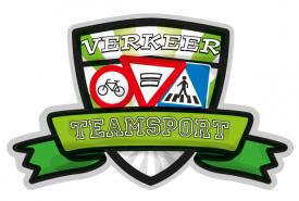 Logo Verkeer is teamsport