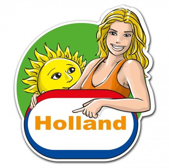 "Logo ""Holland"""