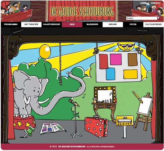 Online omgeving voor kids