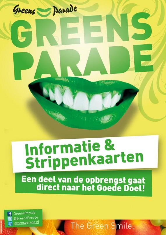 Poster Informatie & Strippenkaarten