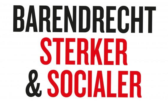 3 posters PvdA - Barendrecht