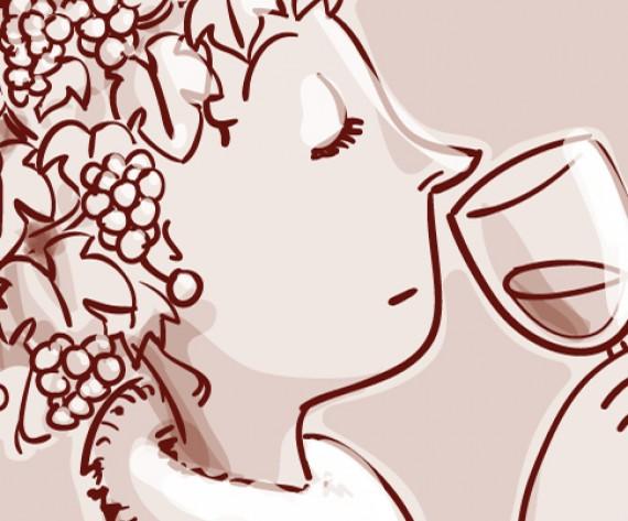 Rolbanner Mme Bouquet Wijnselecties